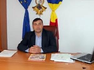 RĂDUCAN TĂNASE, Primar